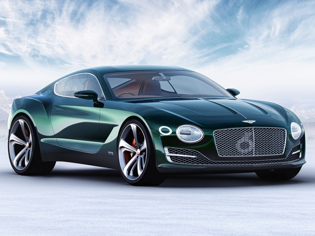 Faster Than Fast Most Rapid Bentley De