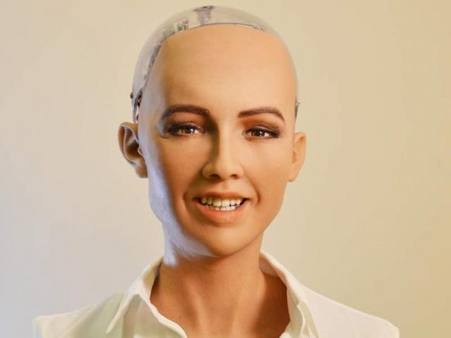 Top 5 robots most similar to humans (ar)
