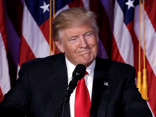 Six Donald Trump's bankruptcies