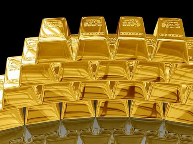 Топ-10 стран с самыми большими запасами золота в мире