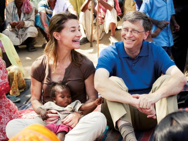 Forbes: Самые щедрые миллиардеры США