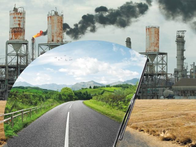 Шесть методов борьбы за чистый воздух в городах