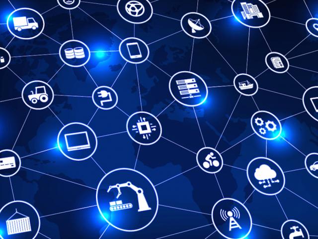 Семь отраслей использования «интернета вещей»