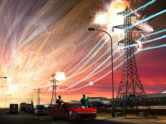 Семь сильнейших геомагнитных бурь в истории