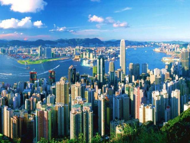 Пять ведущих финансовых центров мира