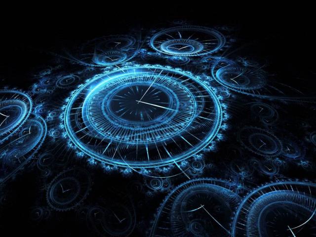 Семь неизвестных единиц времени