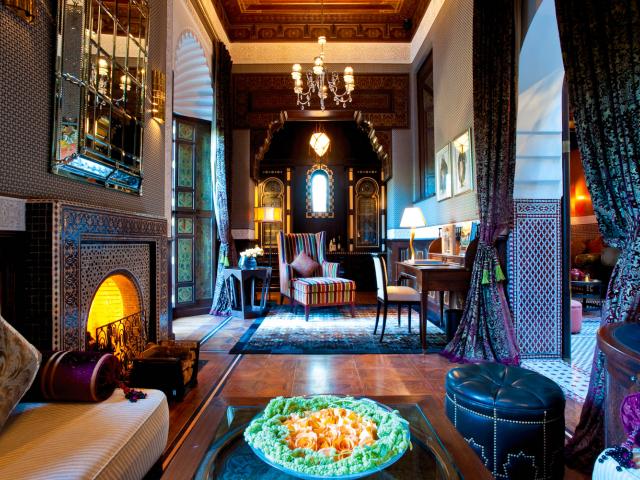 Отдых по-королевски: 10 лучших отелей мира