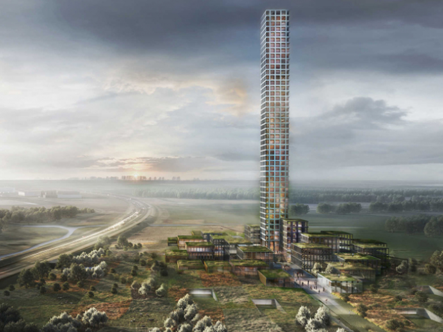Top 8 audacious skyscrapers of the future