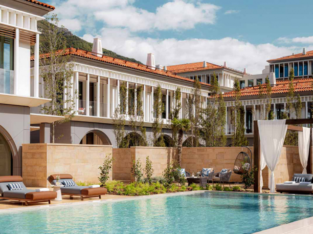 Die besten Luxushotels, die 2021 eröffnet werden