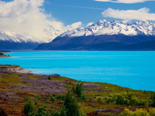 """Verschmelzung von Film und Realität: 5 Orte in Neuseeland für """"Der Herr der Ringe"""""""