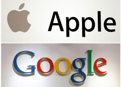 أبل وجوجل: هما أغنى العلامات التجارية