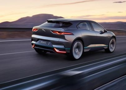 Jaguar I-Pace - erstes Elektroauto wird ein SUV