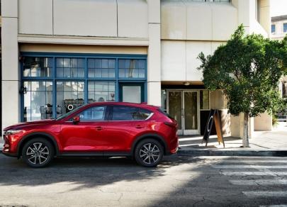Mazda CX-5: Premiere der neuen Generation