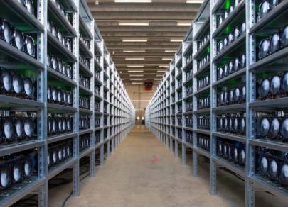 Penambangan Bitcoin menggunakan perangkat retro