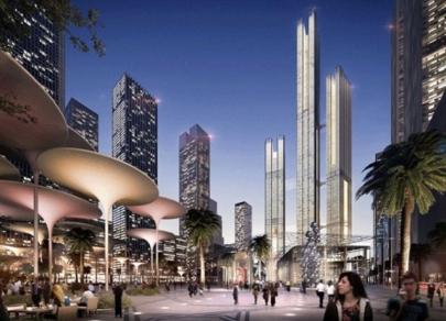 Самые масштабные во мире проекты развития городов