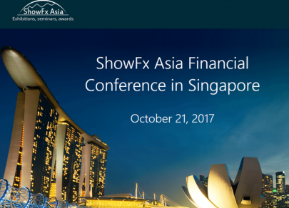 5 Reasons to Attend ShowFx Asia Financial Conference in Singapore