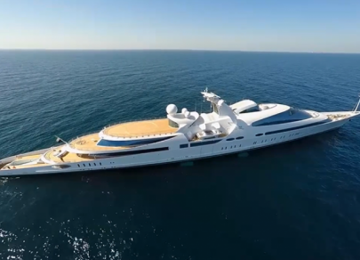 Top 10 world's largest yachts