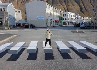 Вы не поверите своим глазам: 10 сумасшедших оптических 3D-иллюзий