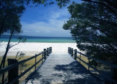 Pantai yang paling cantik di dunia
