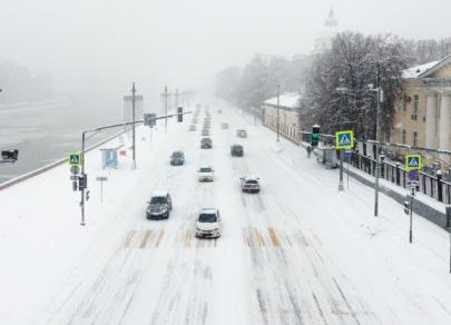 Apocalipse de neve: Moscou vê nevasca recorde
