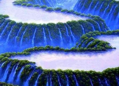 Восемь впечатляющих водопадов мира