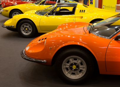 Самые известные, красивые и мощные Ferrari