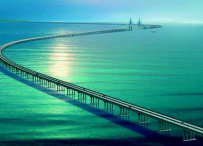 Siete puentes más largos en el mundo