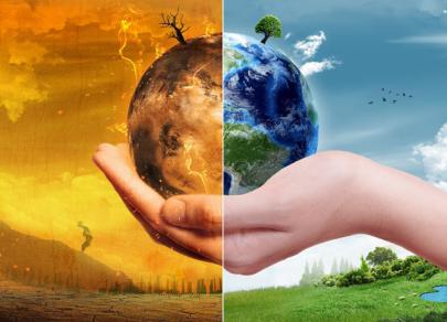 Sedm známek globálního oteplování