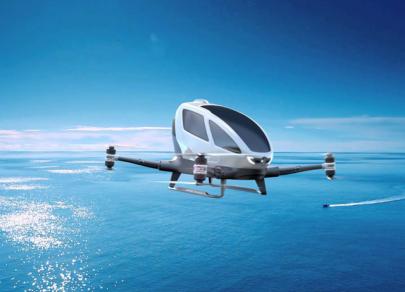Osobní přepravní drony: budoucnost bezpilotní dopravy