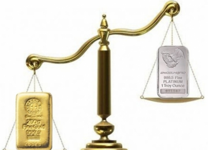 Five reasons to buy silver instead of gold