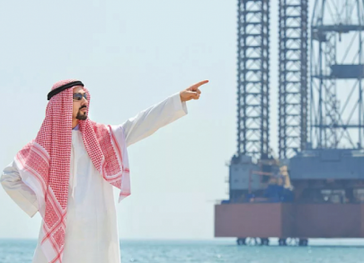 Ten most influential oil countries