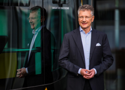 World's best-performing CEOs