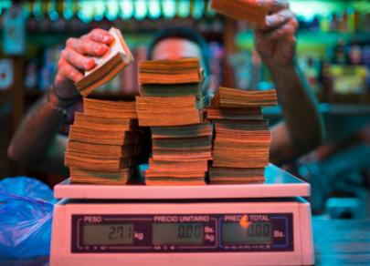 Registros de hiperinflación en la historia