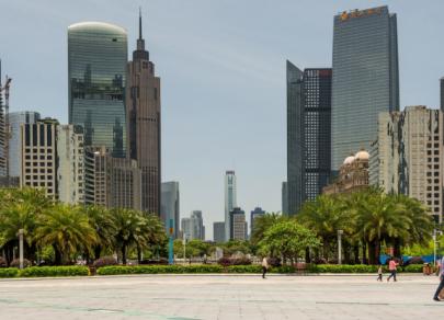 دنیا کے ١٠سب سے زیادہ  تیزی سے ترقی کرنے والے شہر