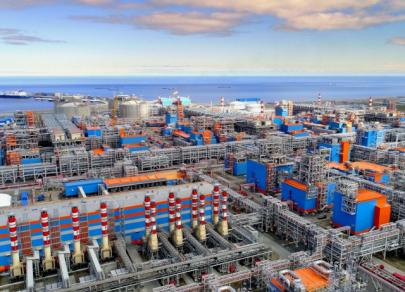 5 předních LNG projektů v Rusku