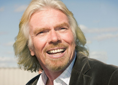 Richard Branson's 8 tips for success