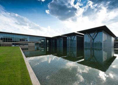 Muzea świata o najbardziej niezwykłej architekturze