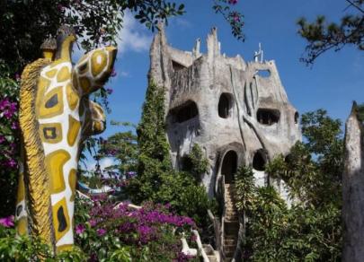 7 ungewöhnliche Hotels der Welt