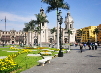 7 most beautiful world's city squares