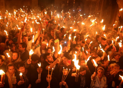 Holy Fire Easter ceremony in Jerusalem: seven curious facts
