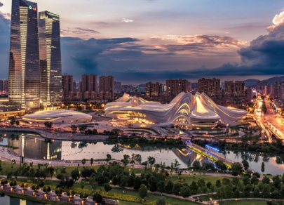 Top 10 Chinese cities with best recovery rates
