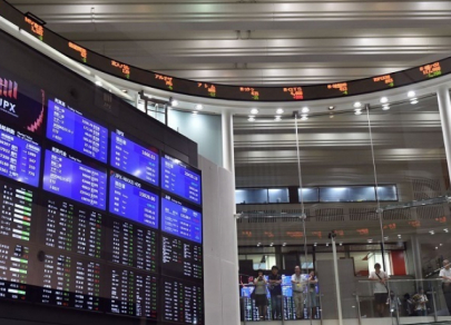 Top-10 stock exchanges with biggest market capitalization