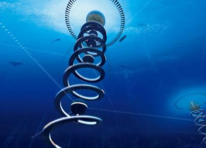 Hydropolis - miasta przyszłości: 7 pływających ark