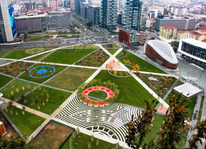 Le 5 migliori soluzioni architettoniche per lo spazio urbano