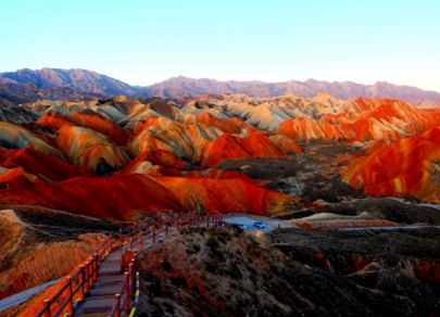 Top 6 world's spectacular geological parks
