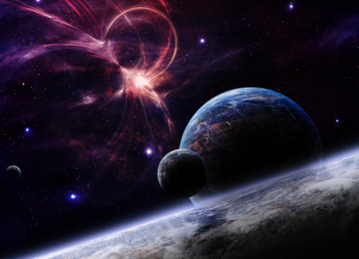 Four scenarios how universe could end