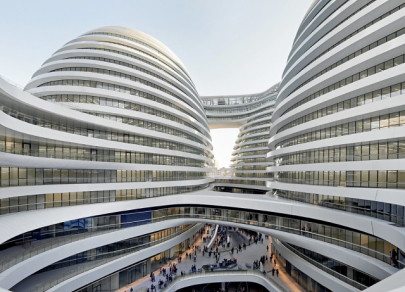 Futuristic architecture: Top 7 revolutionary projects by Zaha Hadid