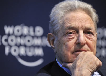 What has Soros got in his portfolio?