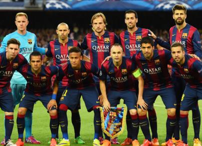 Pierwsza trójka najdroższych klubów piłkarskich na świecie