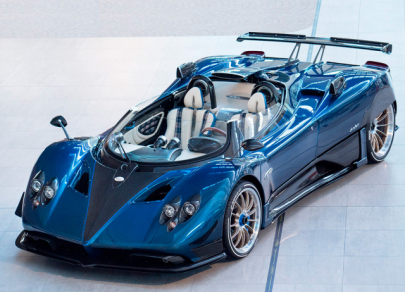 5 supercarros mais caros do mundo